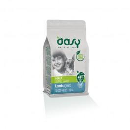 Oasy Adult Small/Mini Agnello per Cani