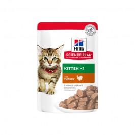Hill's Science Plan Kitten con Tacchino in Busta