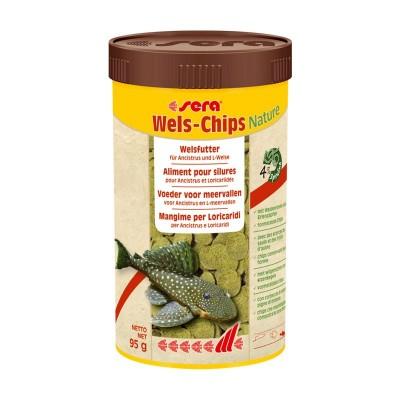 Sera Wels Chips Nature