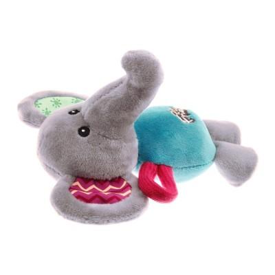 Gigwi Elefante di Stoffa con Squeaker
