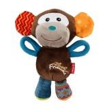 Gigwi Scimmia di Stoffa con Squeaker
