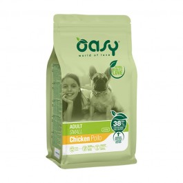 Oasy Adult Small al Pollo