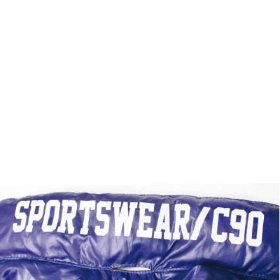 Croci Sportswear Giubbotto Imbottito Double Face Giallo e Blu