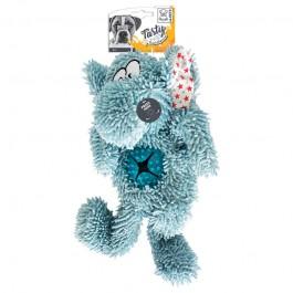 M-Pets Dog Toy Max Elefante Azzurro
