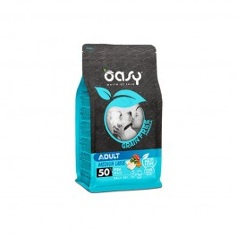 Oasy Dog Grain Free Adult Medium/Large al Pesce