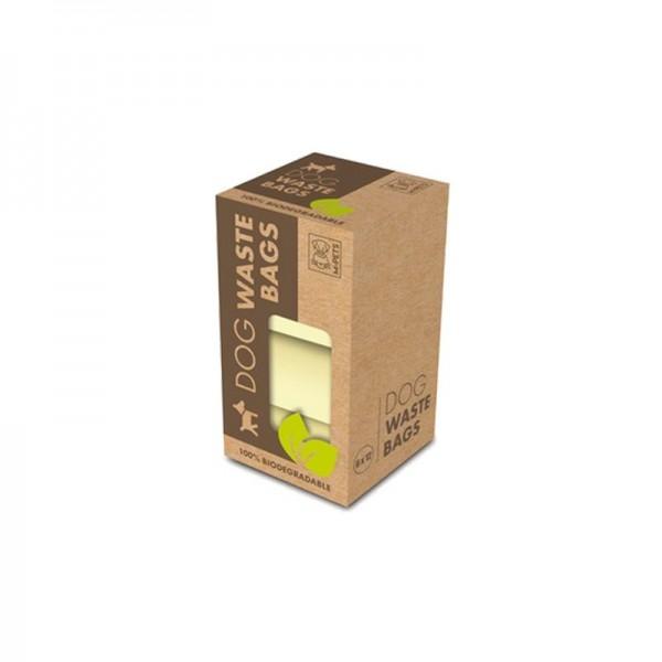 M-Pets Sacchetti Igienici Biodegradabili Biomais