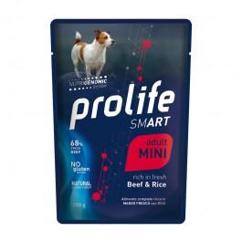 Prolife Dog Smart Adult Mini Manzo e Riso