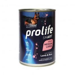 Prolife Dog Smart Adult Medium/Large Agnello e Riso