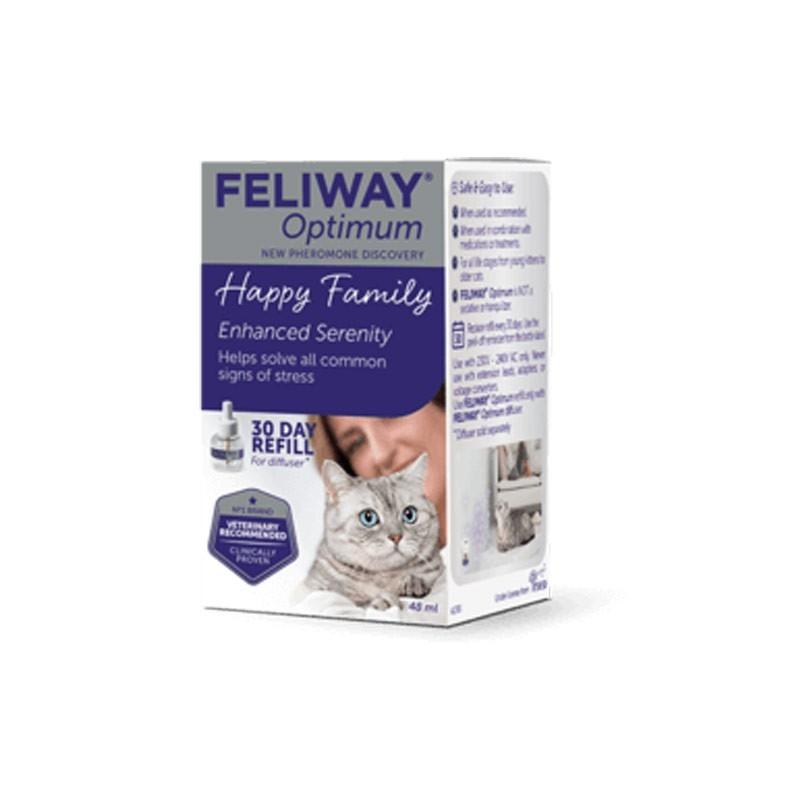 Feliway Optimum Ricarica 48 ml