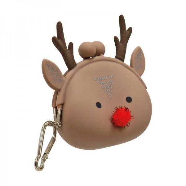 Croci XMas Rudolf Mini Bag + 20 Sacchetti Igienici