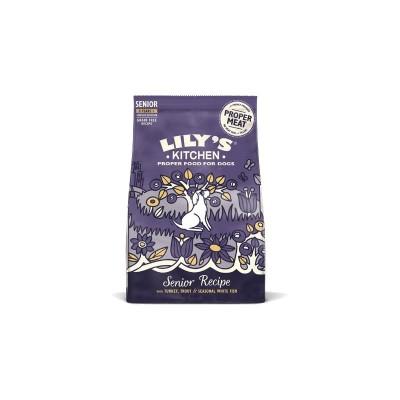 Lily's Kitchen Senior Recipe con Tacchino, Trota e Pesce Bianco