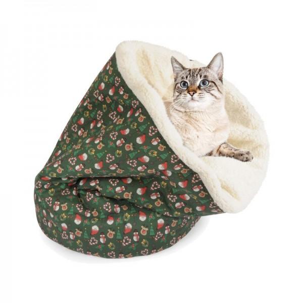 Camon Cuccia Rifugio Christmas Collection per Gatti