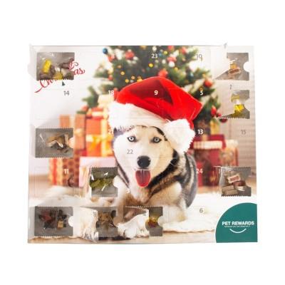 Farm Company Calendario dell'Avvento Snack Pet Rewards Per Cani