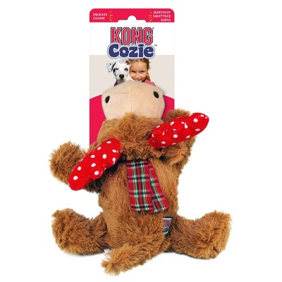 KONG Peluche Holiday Cozie Renna di Natale