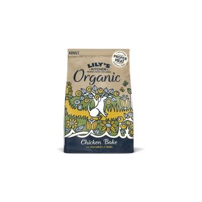 Lily's Kitchen Dog Organic Chicken Bake Pollo Bio e Verdure