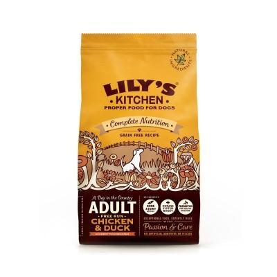 Lily's Kitchen Dog Countryside Casserole con Pollo, Anatra e Patata Dolce