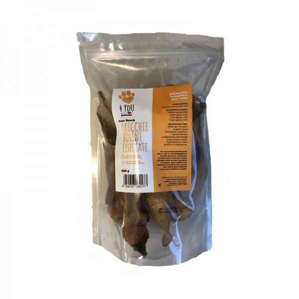 Robinson 4 You Pure Snack Orecchie Bovine Essiccate
