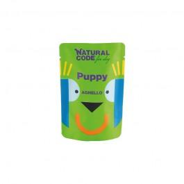 Natural Code Puppy Agnello Umido per Cuccioli