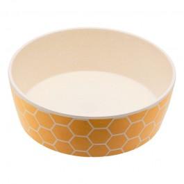 Beco Bowl Honeycomb Ciotola in Bambù