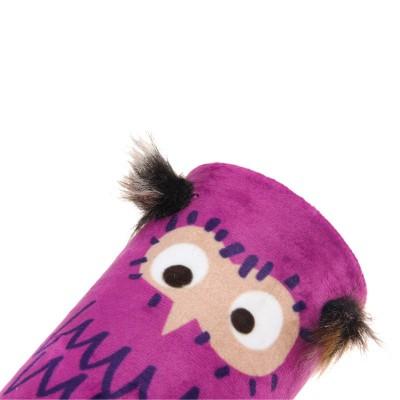 Gigwi Melody Tube Owl Fucsia Gioco per Gatti