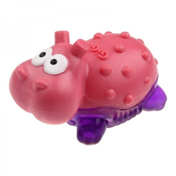 Gigwi Suppa Puppa Hippo Gioco per Cuccioli
