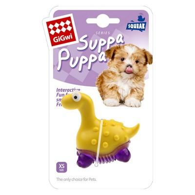 Gigwi Suppa Puppa Dino Gioco per Cuccioli