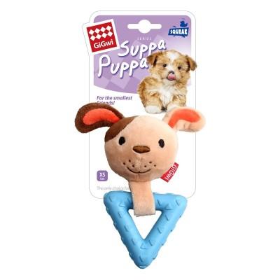 Gigwi Suppa Puppa Dog Gioco per Cuccioli