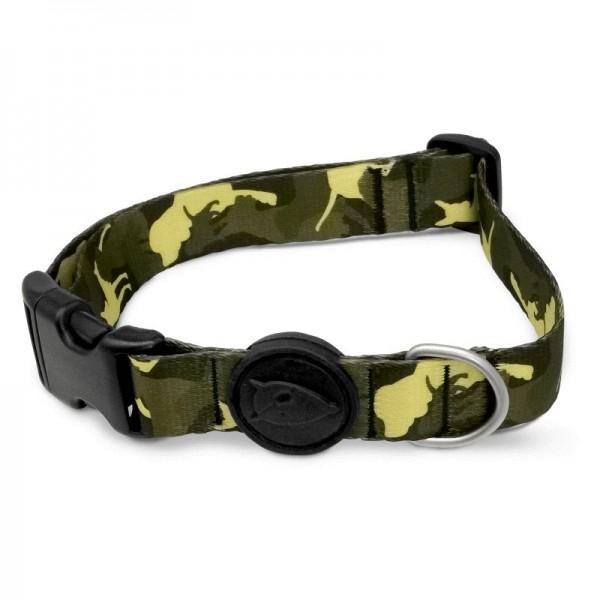 Morso Collare Full Metal Dog Verde Camouflage