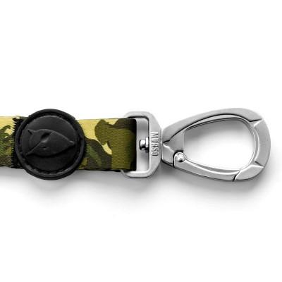 Morso Guinzaglio Full Metal Dog Verde Camouflage