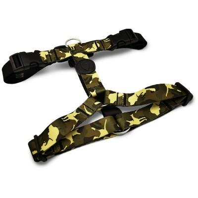 Morso Pettorina ad H Full Metal Dog Verde Camouflage