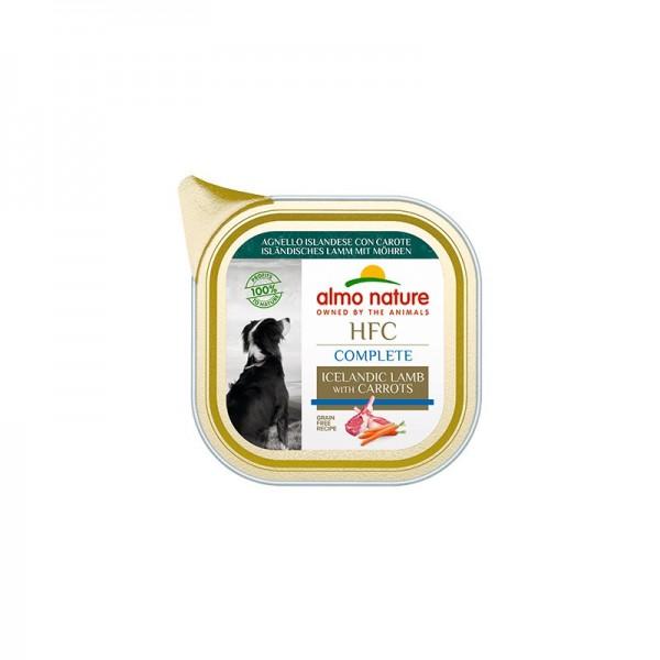 Almo Nature Dog HFC Complete Agnello Islandese con Carote