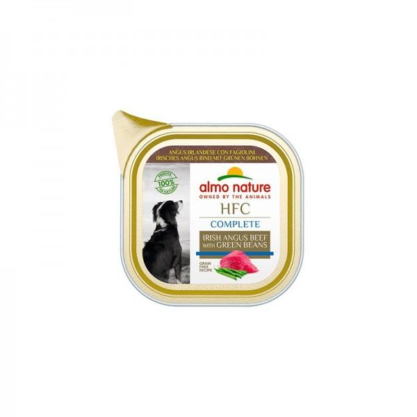 Almo Nature Dog HFC Complete Angus Irlandese con Fagiolini