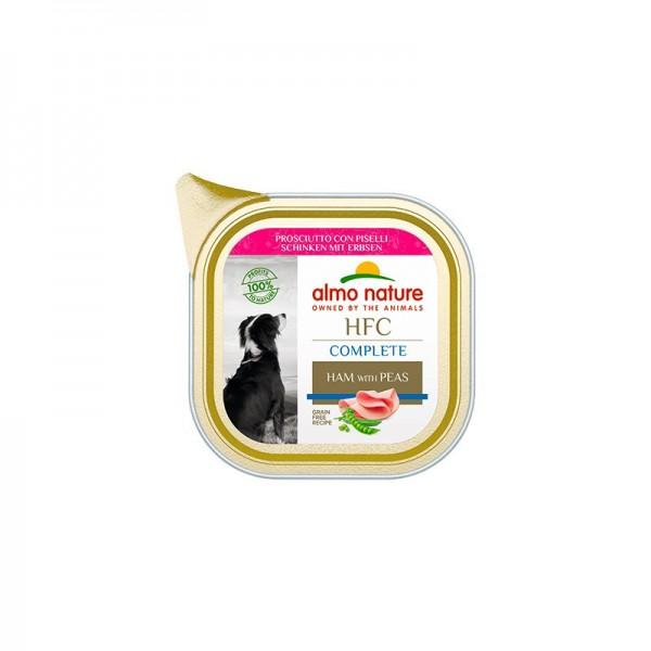 Almo Nature Dog HFC Complete Prosciutto con Piselli