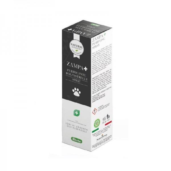 Derbe Zampa + Purificante Polpastrelli Spray