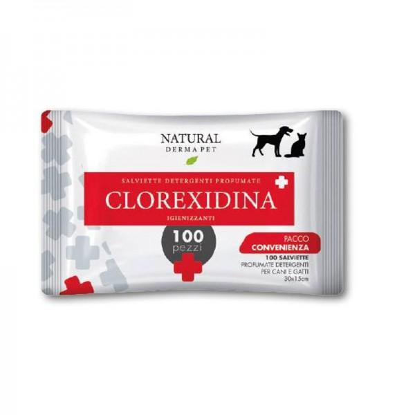 Derbe Salviette Detergenti Clorexidina Big Pack