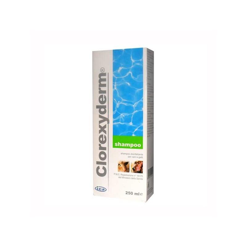 ICF Clorexyderm® Shampoo per Cani e Gatti