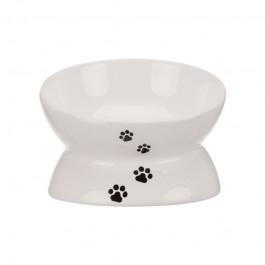 Trixie Ciotola Ergonomica in Ceramica per Gatti