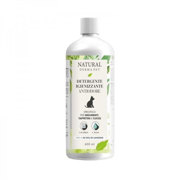 Derbe Detergente Igienizzante Antiodore per Indumenti, Tappetini e Cucce