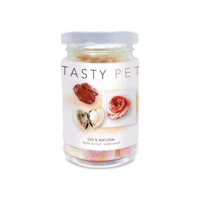 Tasty Pet Fegato e Bacon in Vasocottura Umido per Gatti