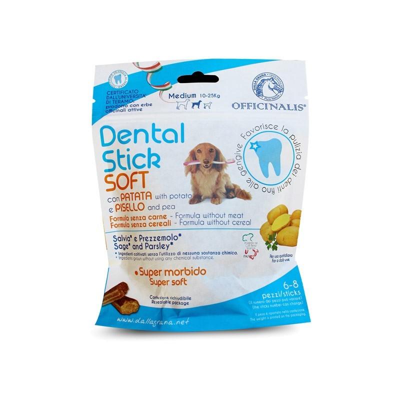 Dalla Grana Officinalis Dental Stick Soft Medium per Cani