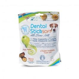 Dalla Grana Officinalis Dental Stick Mela e Camomilla della Buonanotte Large per Cani