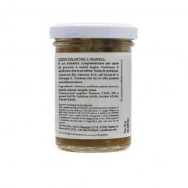 Tasty Pet Salmone e Ananas in Vasocottura Umido per Cani