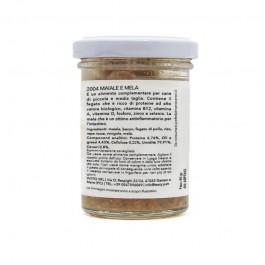 Tasty Pet Maiale e Mela in Vasocottura Umido per Cani