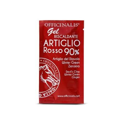 Dalla Grana Officinalis Artiglio Rosso Gel 90% per Cavalli