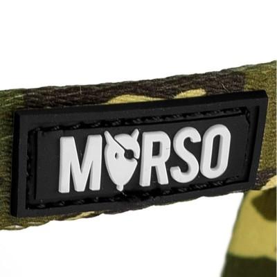 Morso Pettorina Mini Full Metal Dog Verde Camouflage