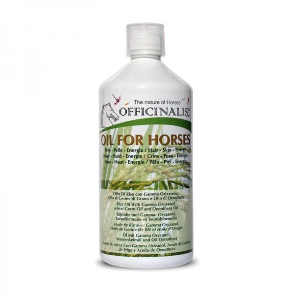 Dalla Grana Officinalis Oil For Horses per Cavalli
