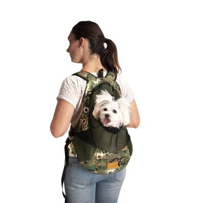 Camon Zainetto Sport Back Pack Digital Camouflage per Cani