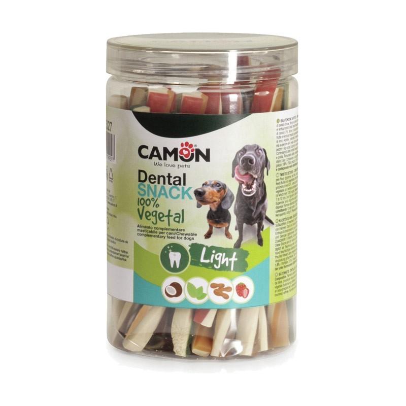 Camon Veg Twist Bastoncini Avvitati per Cani