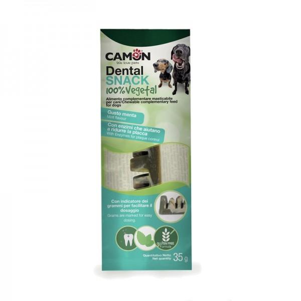 Camon Dental Snack con Enzimi Attivi per Cani
