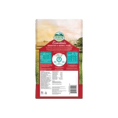 Oxbow Adult Hamster & Gerbil Food